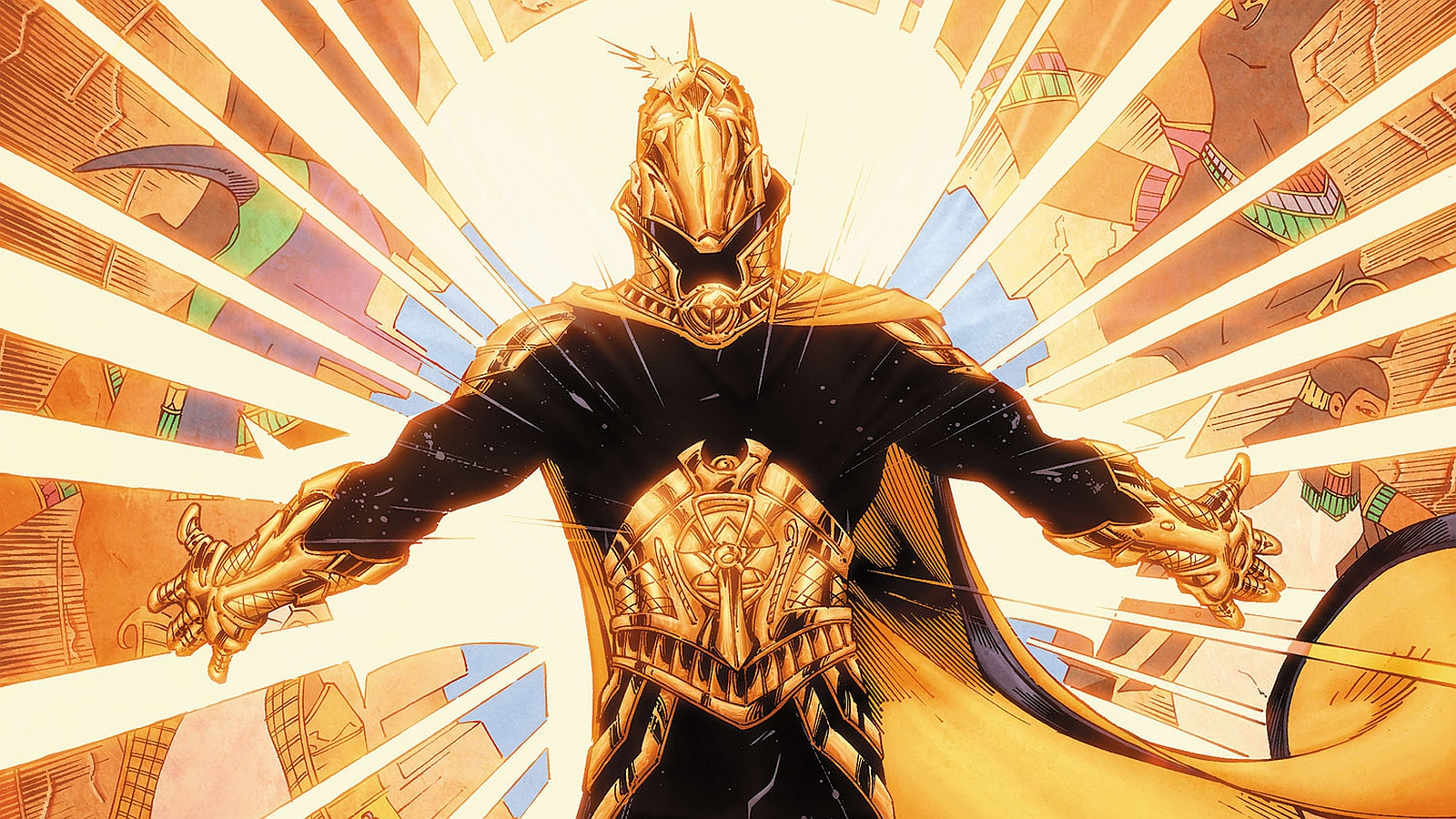 5 Dr Fate HD Wallpapers Backgrounds 1600x900