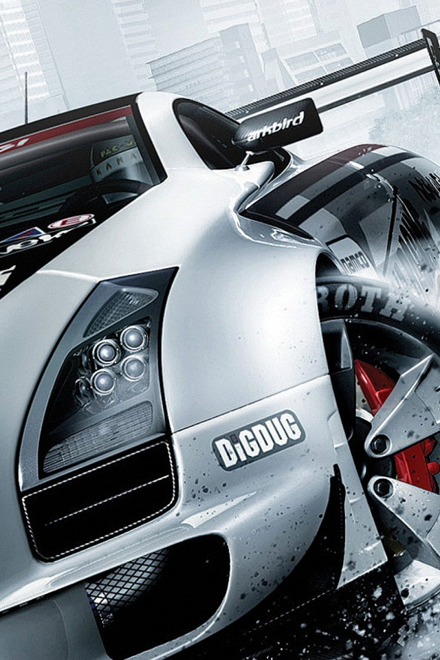 Supercars Wallpaper 4k For Android 640x960