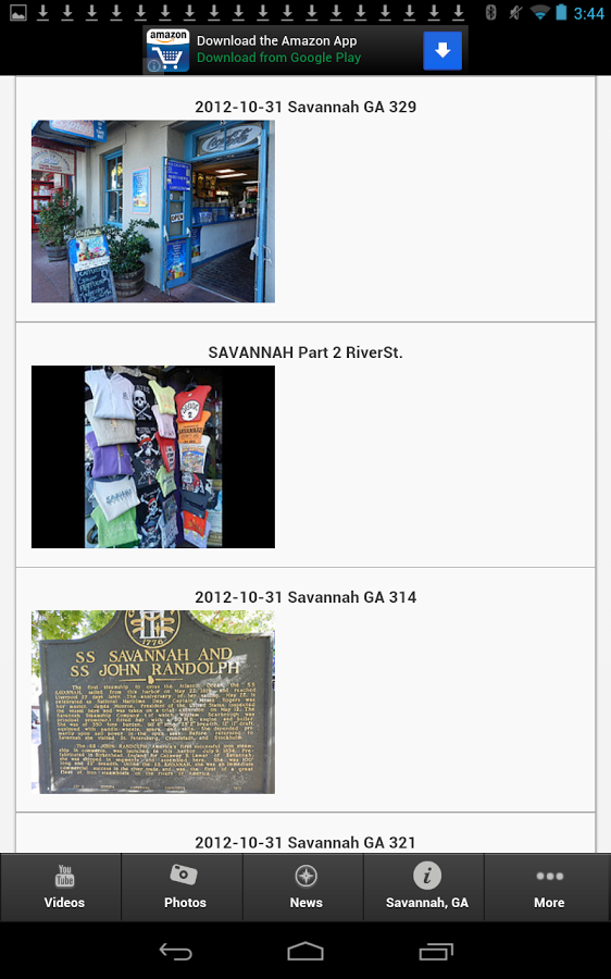 Savannah GA   Android Apps on Google Play 562x900