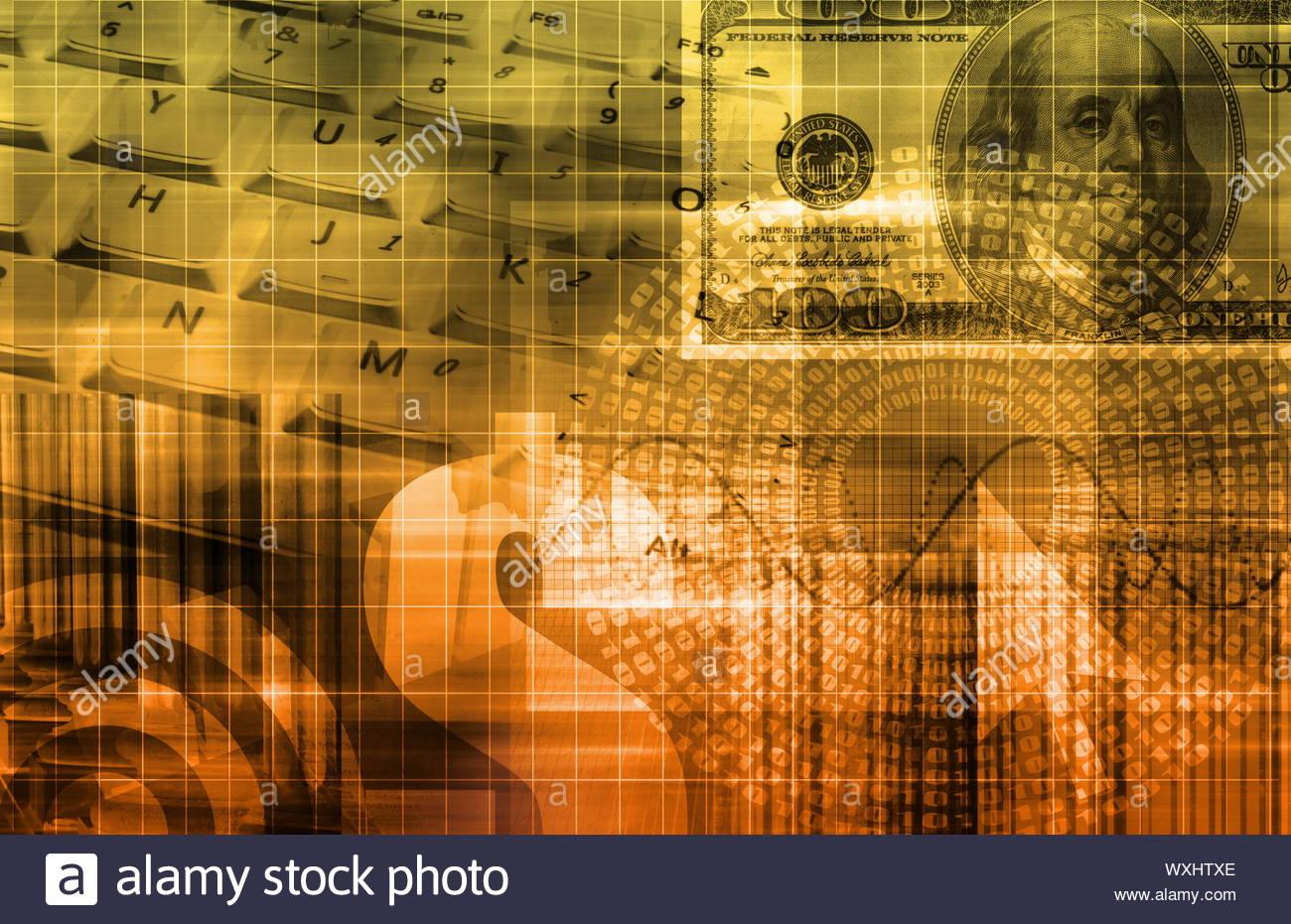 A Finance Spreadsheet Tech Graph Art Background Stock Photo 1300x931