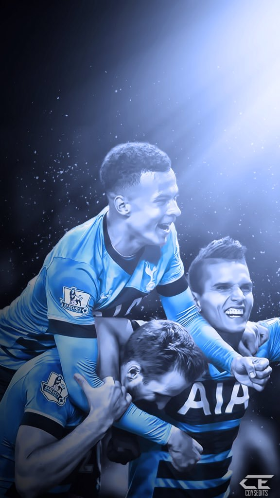 COYS EDITS on Twitter Phone wallpaper COYS THFC Dele Alli 576x1024