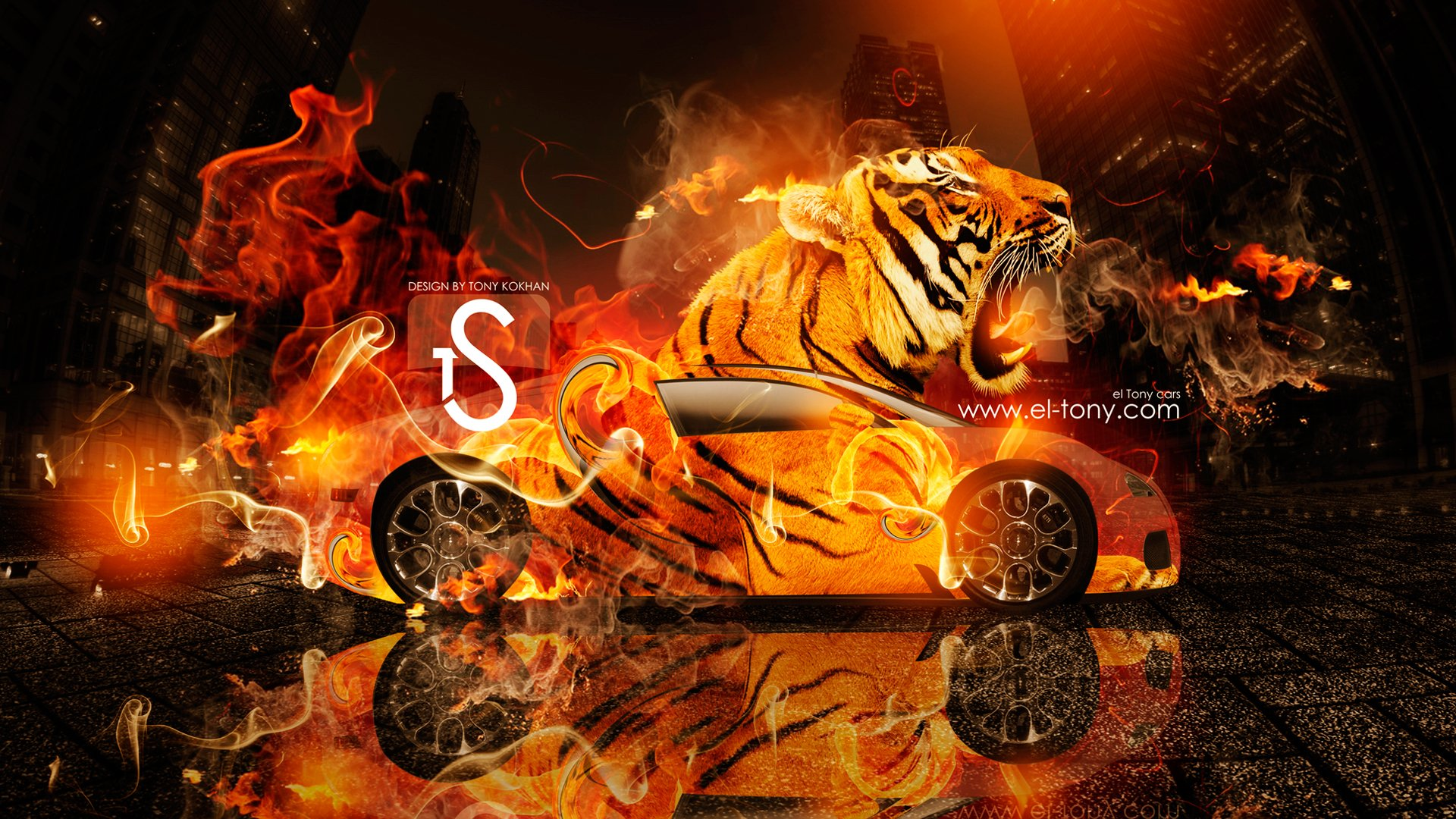 Power Speed Fire Car 2013 HD
