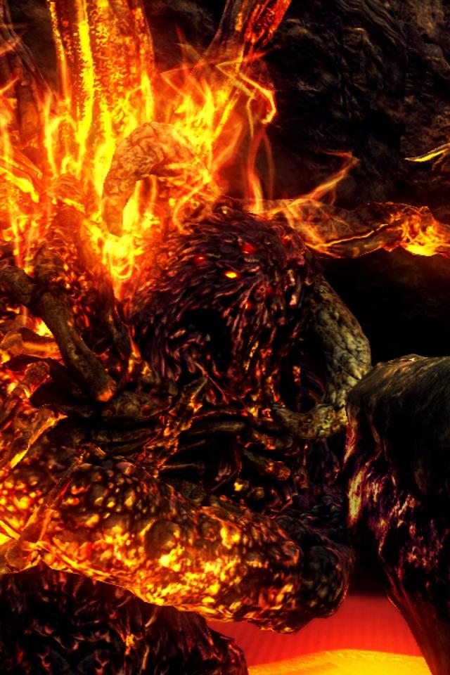 Dark Souls HD Wallpaper for iphone 4iphone 4S   Download Dark 640x960