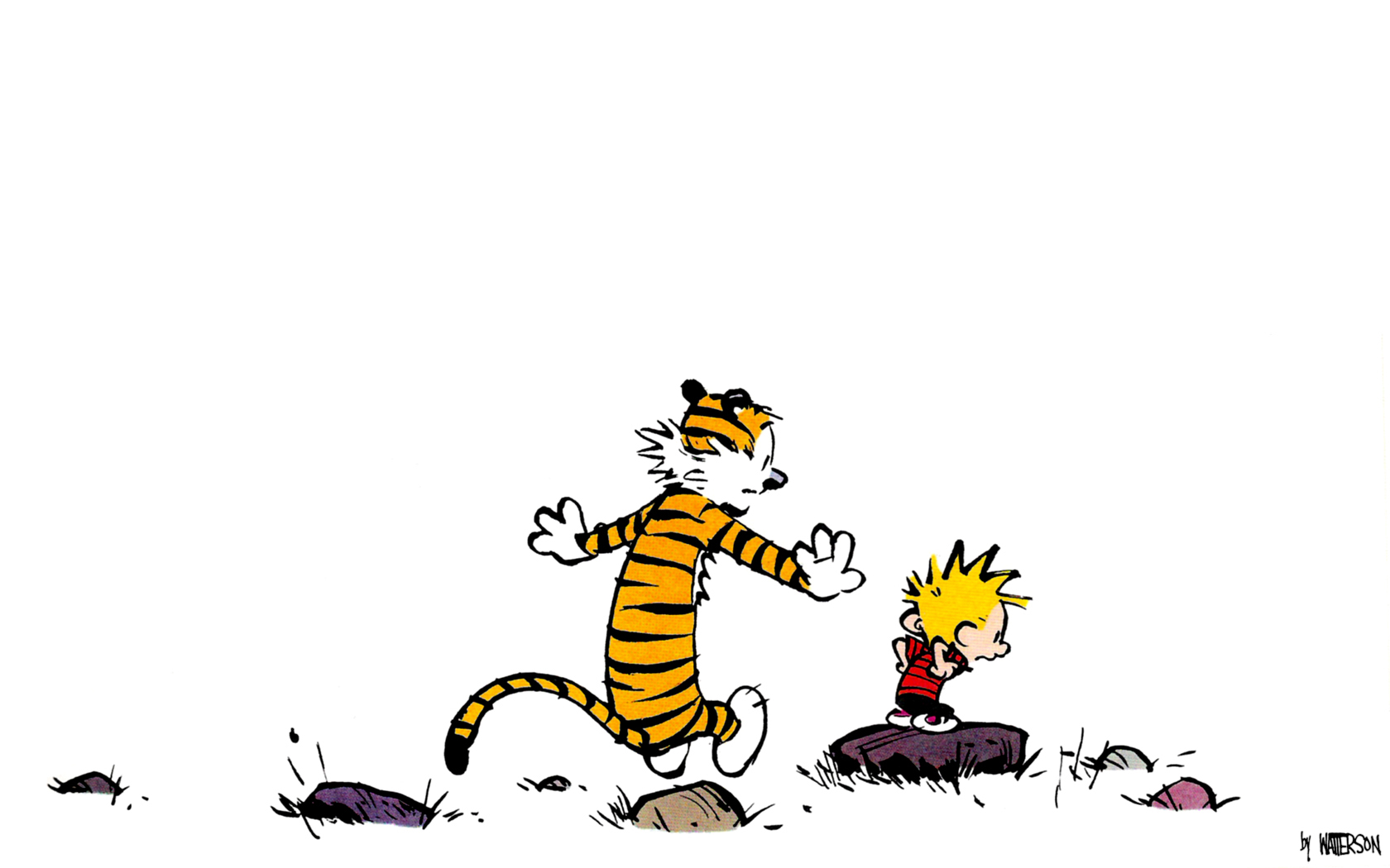 Amazing Background Pictures Calvin And Hobbes 4K Ultra HD 29 1680x1050