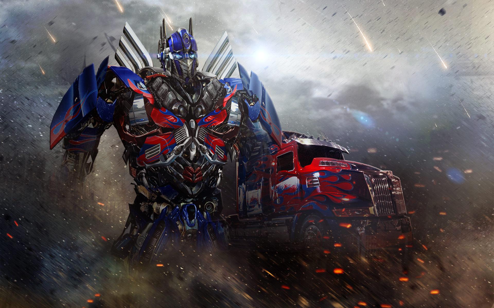 Transformers 4 Age Of Extinction Movie computer desktop wallpaper 1920x1200