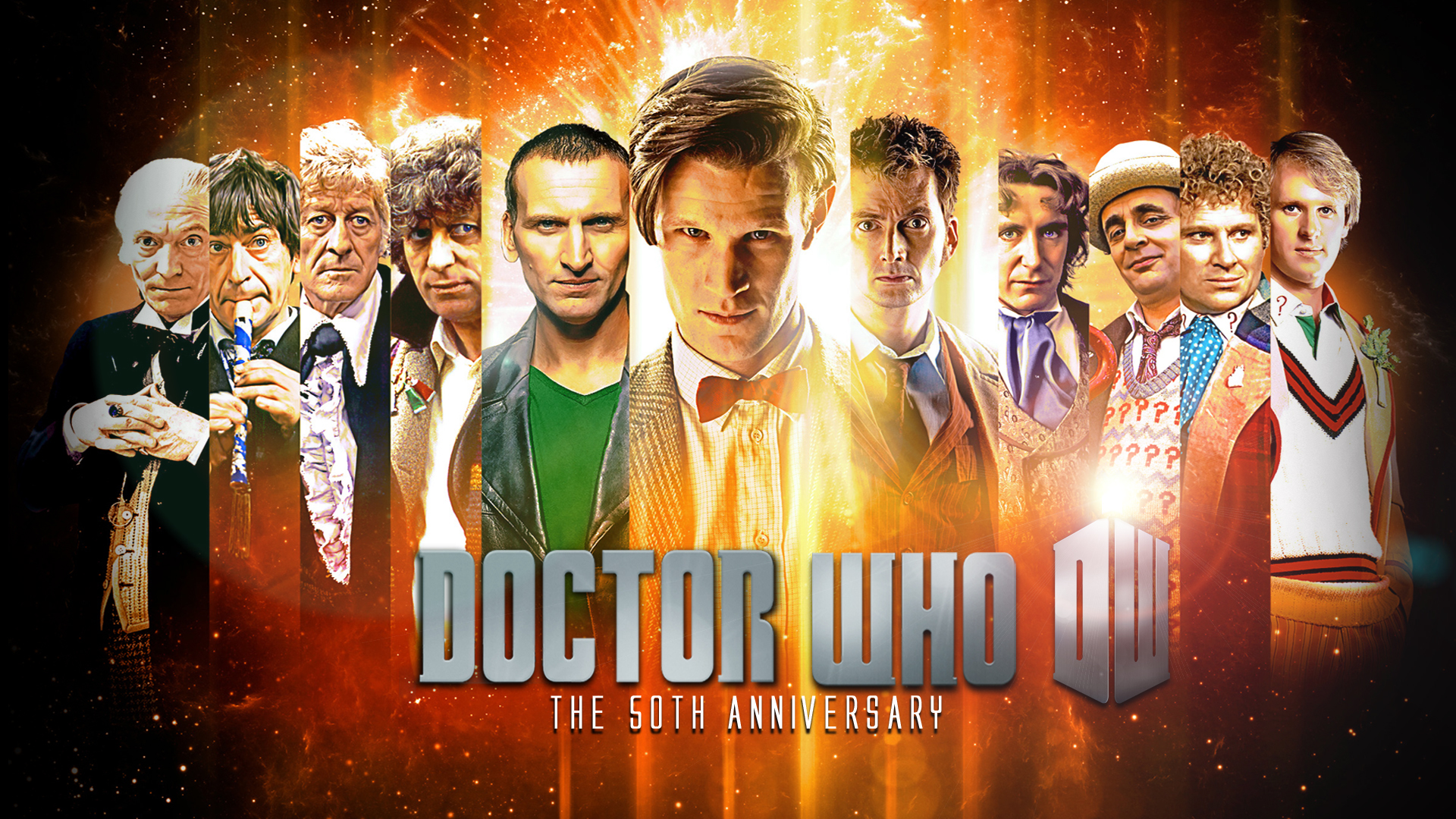 Doctor Who images Doctor Who The 50th Anniversary wallpaper photos 1920x1080
