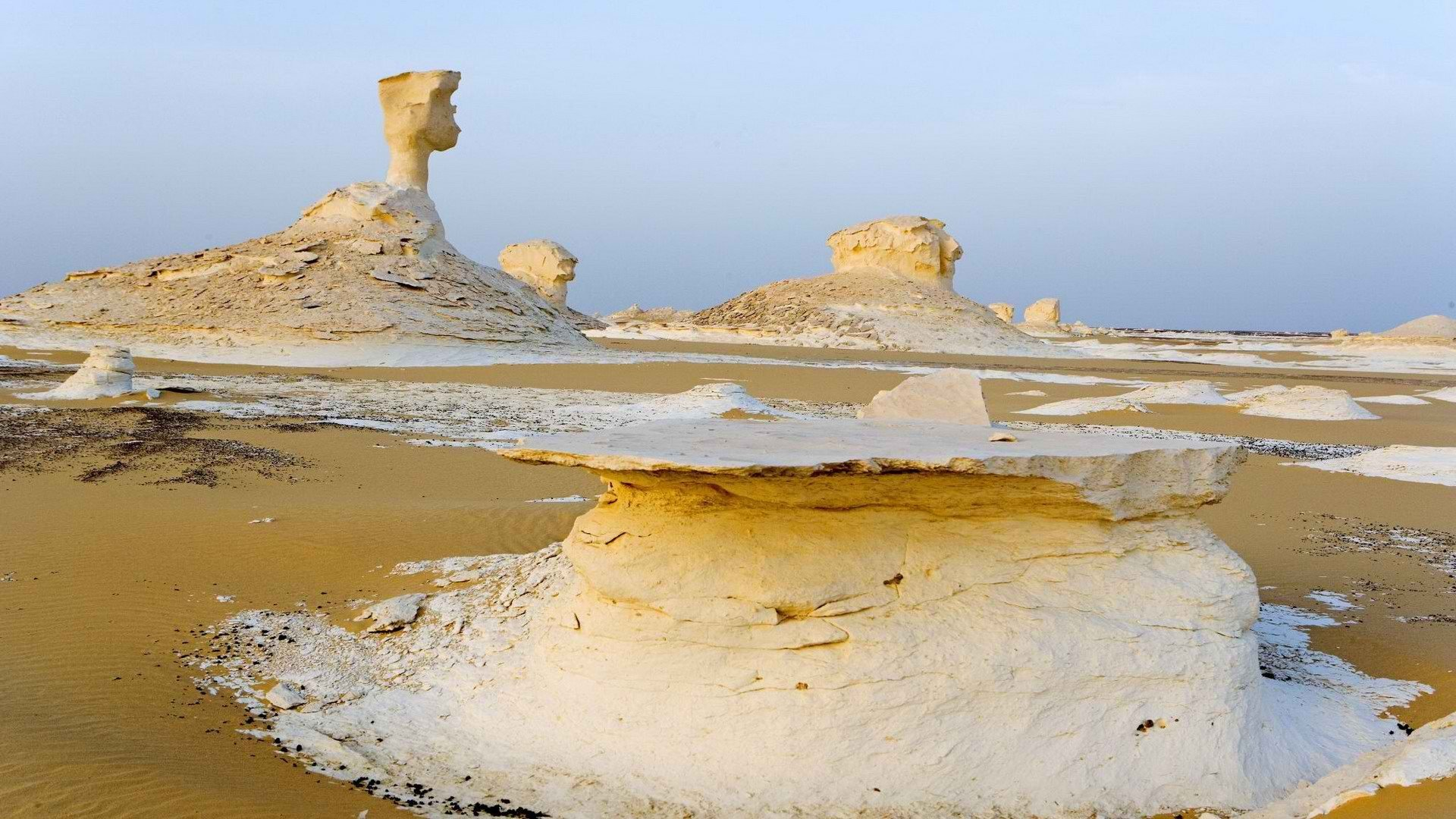 Landscapes white deserts Egypt oasis wallpaper 1920x1080 296163 1920x1080