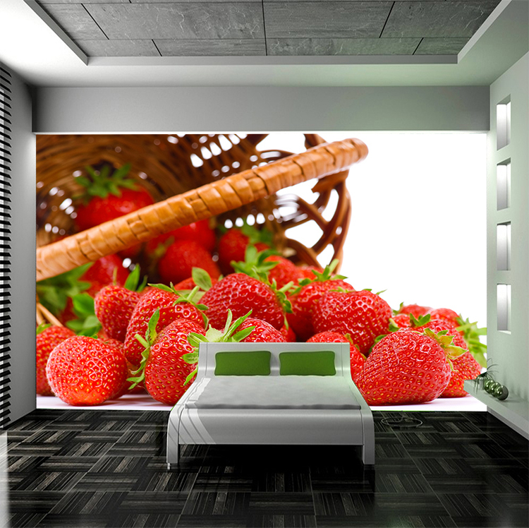 Popular Strawberry Wallpaper Buy Cheap Strawberry Wallpaper lots from 750x748