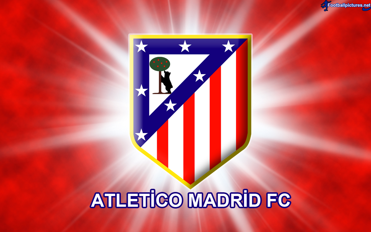 atletico madrid logo 1280x800 wallpaper Football Pictures and Photos 1280x800