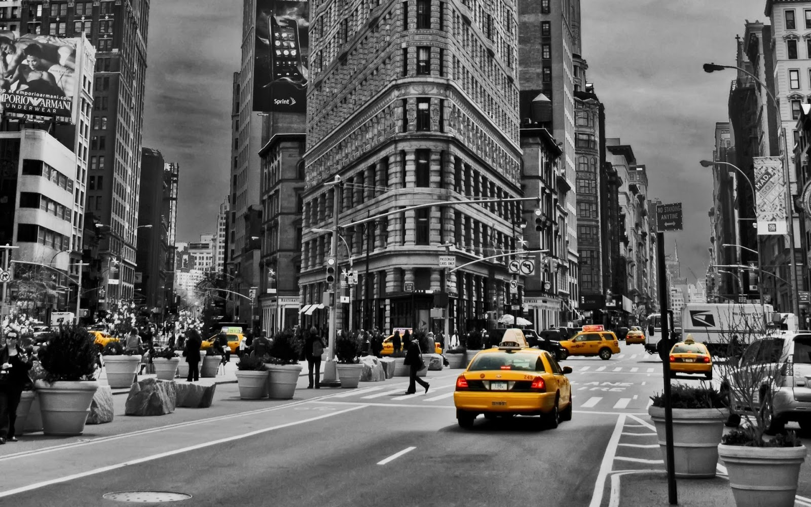 New York   Best Wallpapers 1600x1000