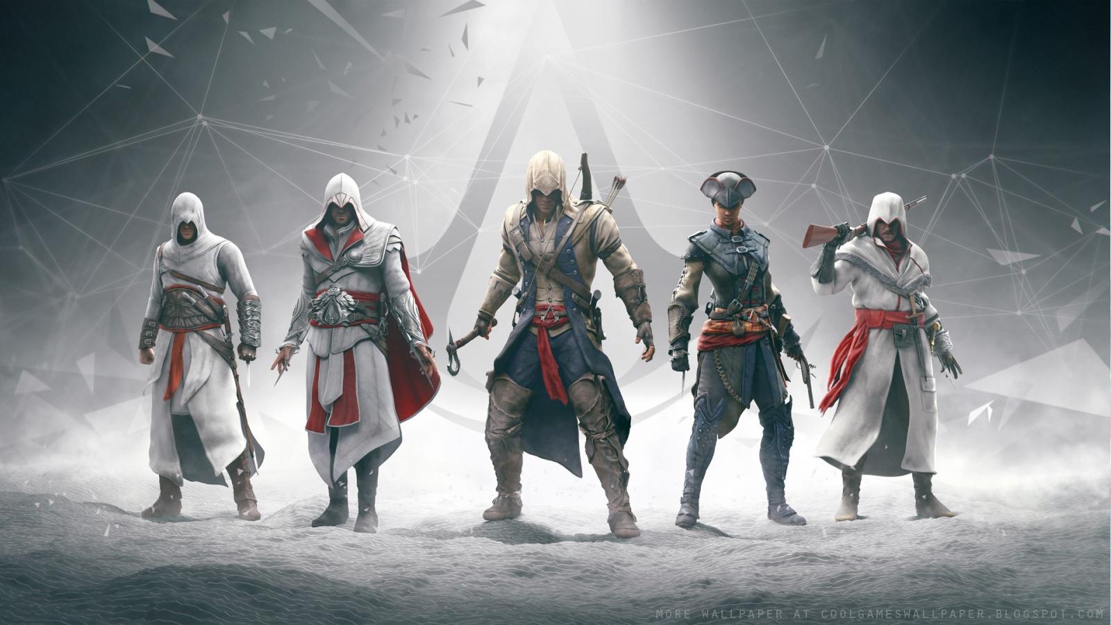 Assassins Creed 3 Wallpaper 1   Cool Games Wallpaper 1600x900