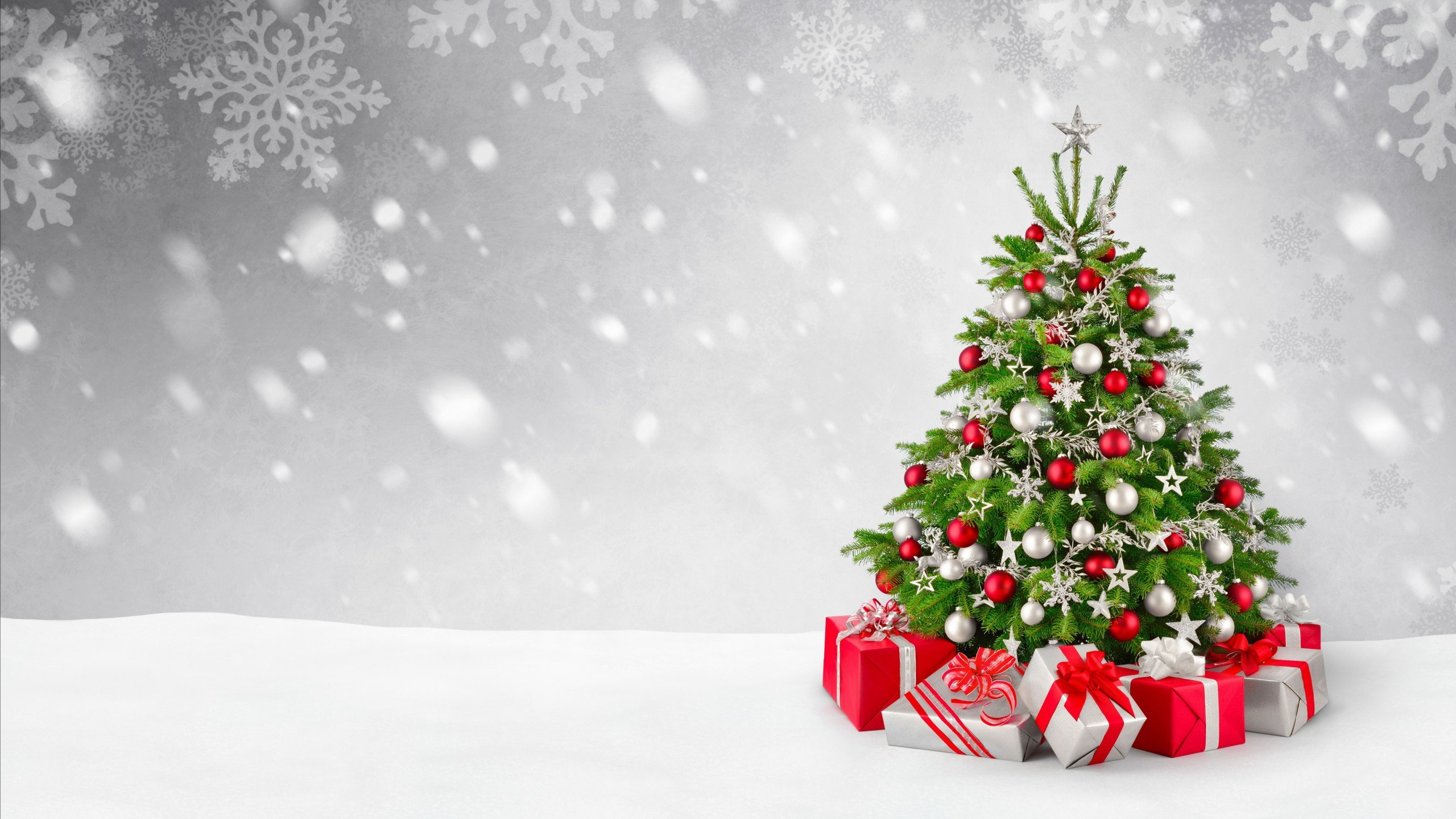 20 Beautiful Christmas HD Desktop Wallpapers 2560x1440 High Quality 2560x1440