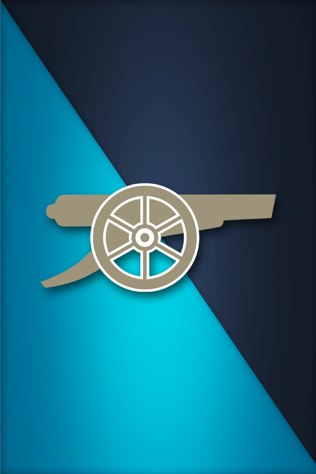 Arsenal FC Wallpaper for iPhone - WallpaperSafari Soccer Backgrounds For Iphone