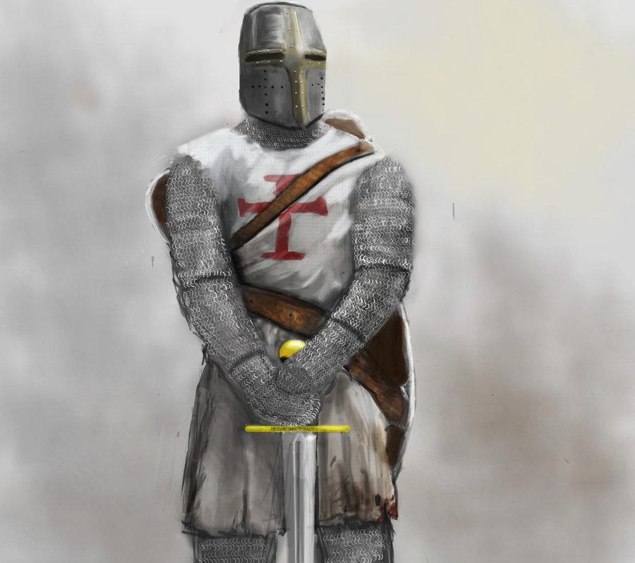 Portal 2 Live Wallpaper: Templar Knight Wallpaper