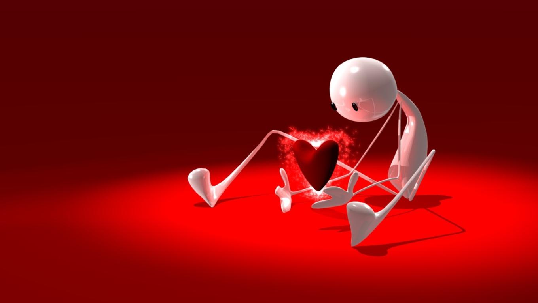 Broken Heart Picture Messages 1360x768