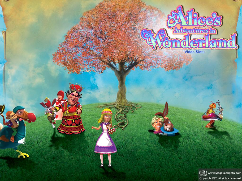 Free Download Alice In Wonderland Wallpapers Cartoon Wallpapers