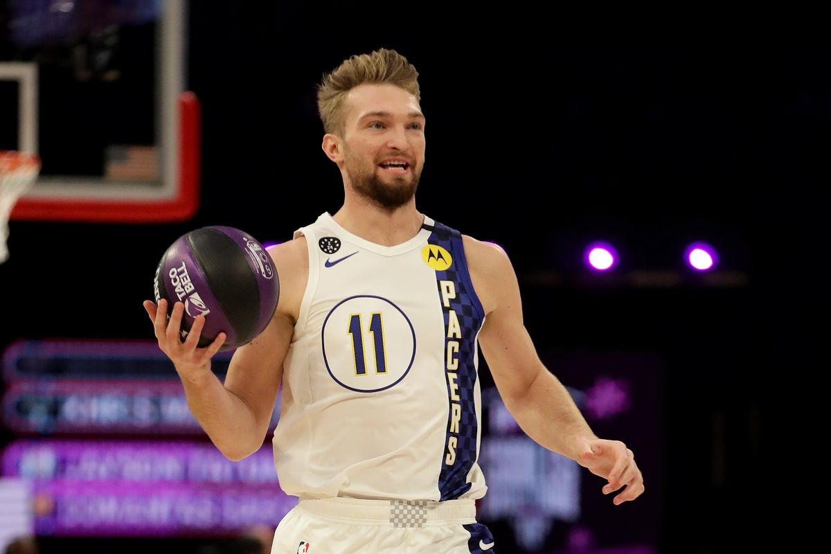 Domantas Sabonis finishes runner up in Taco Bell Skills Challenge 1200x800