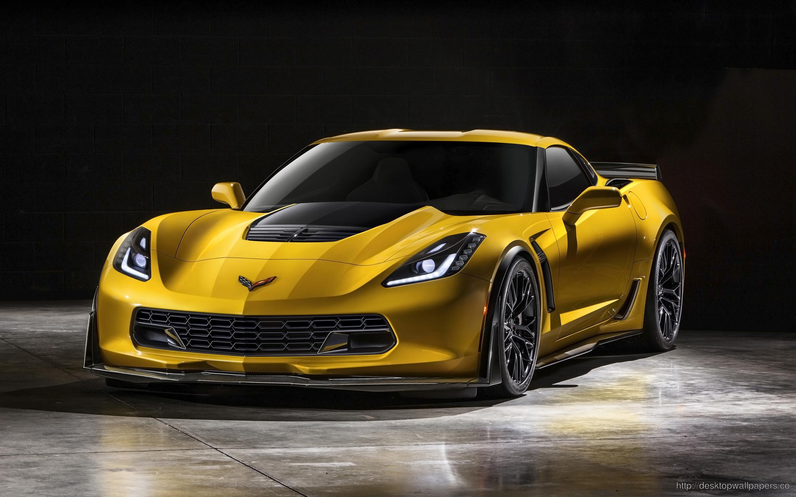 Chevrolet Corvette WallpaperDesktop Wallpapers Download 2560x1600