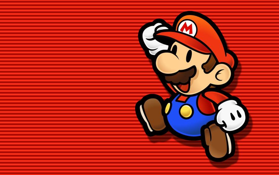 900x563px Paper Mario Wallpaper Wallpapersafari