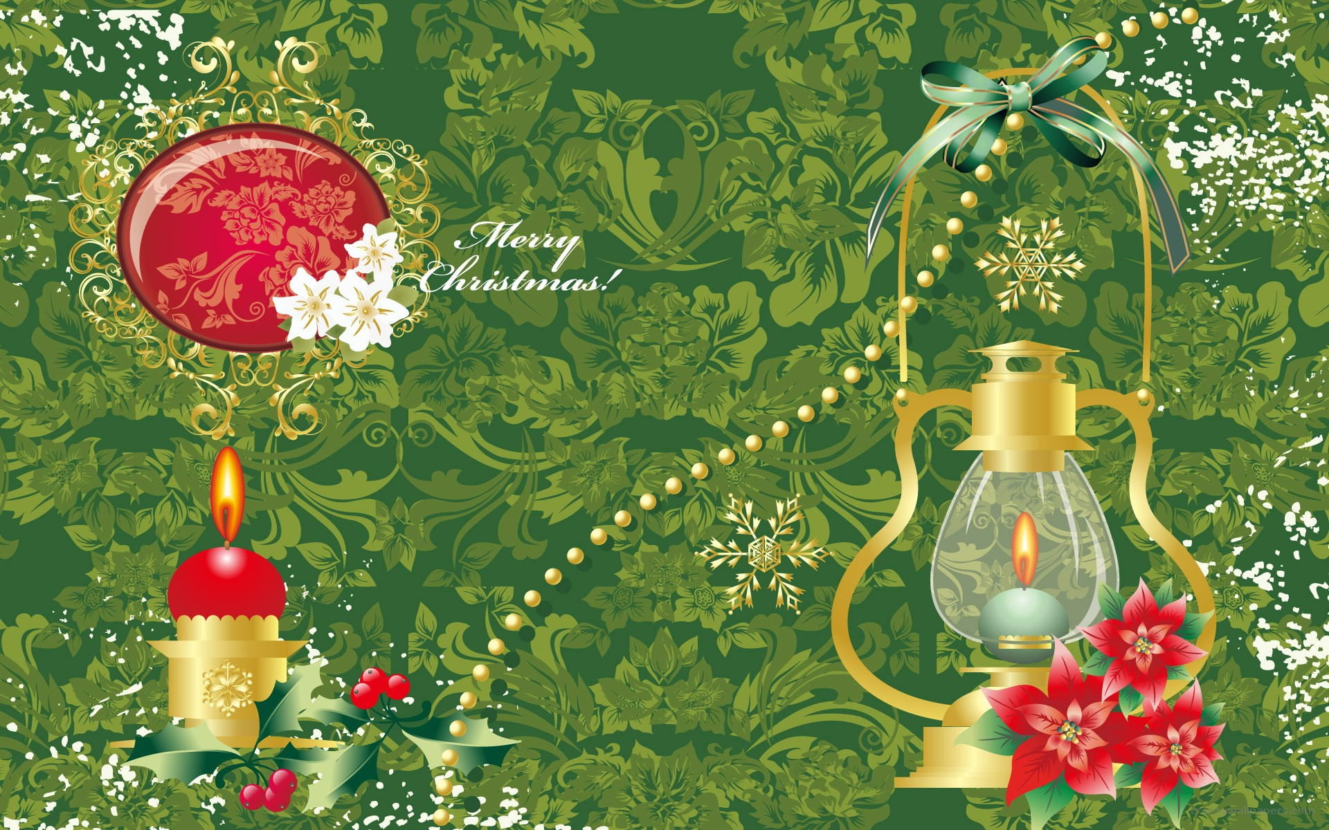 Beautiful themes for gmail - Spirit Of Christmas Festival With These Beautiful Christmas Wallpapers