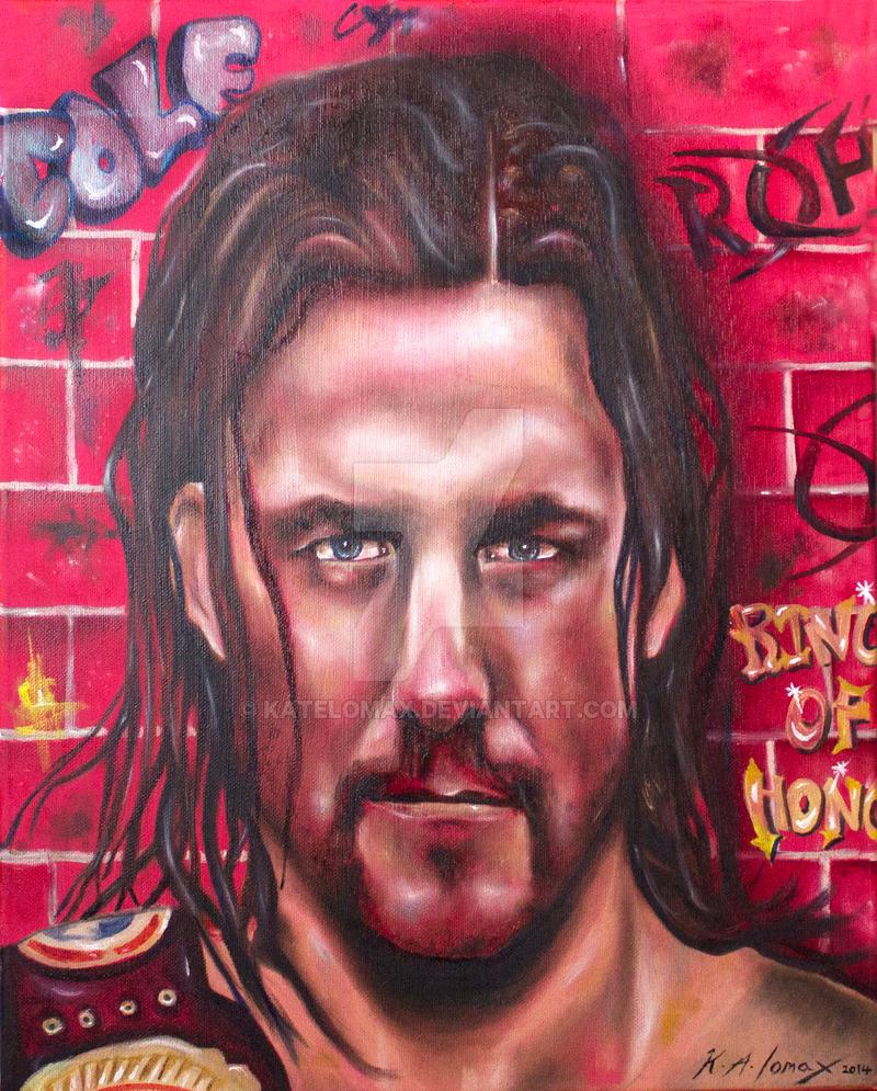100+] Adam Cole Wallpapers on WallpaperSafari