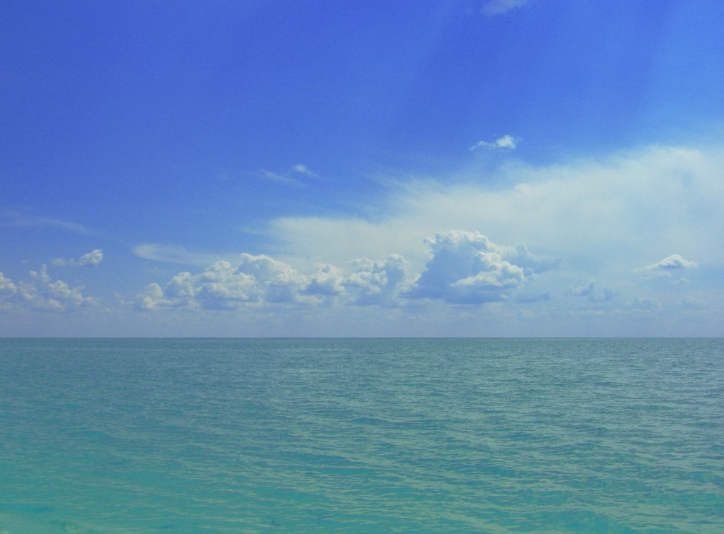Beautiful Ocean Wallpaper for download Download Beautiful Ocean 1024x756