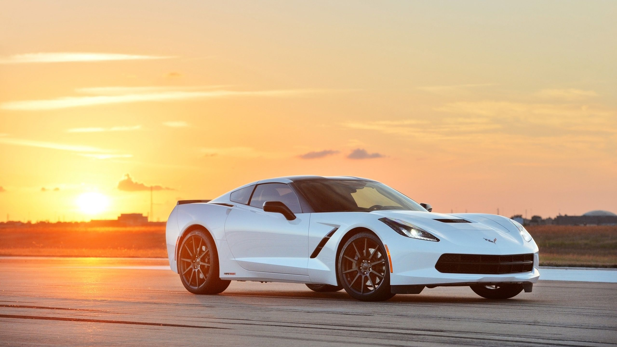 Corvette Stingray 2015 Wallpapers HD 2560x1440