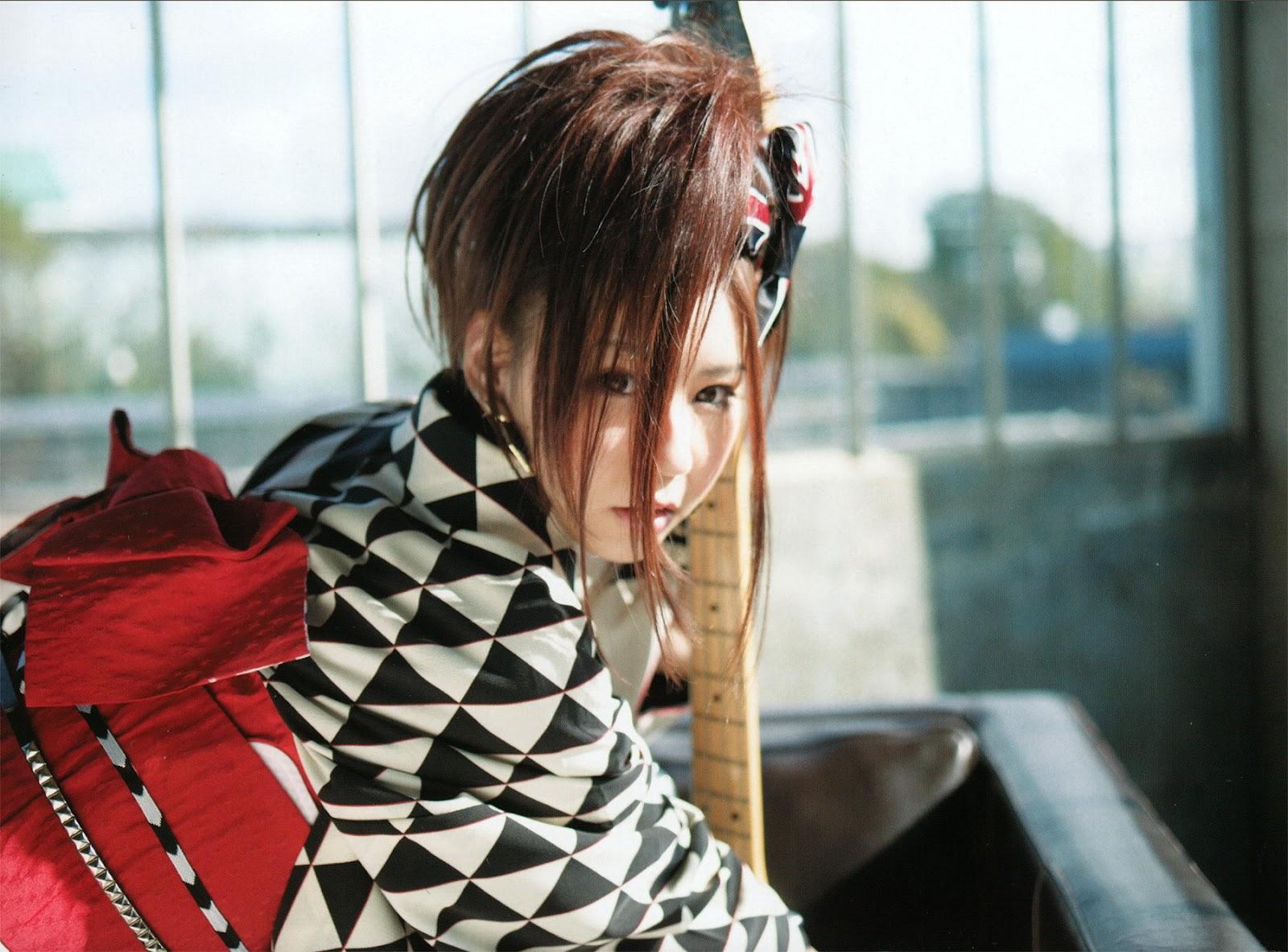 Tomomi SCANDAL Show PB 1 [HD] SCANDAL JAPAN BAND WALLPAPER 1600x1182