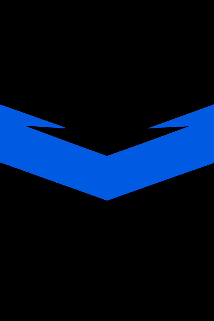 Nightwing Logo Wallpaper Iphone Images Pictures   Becuo 730x1095