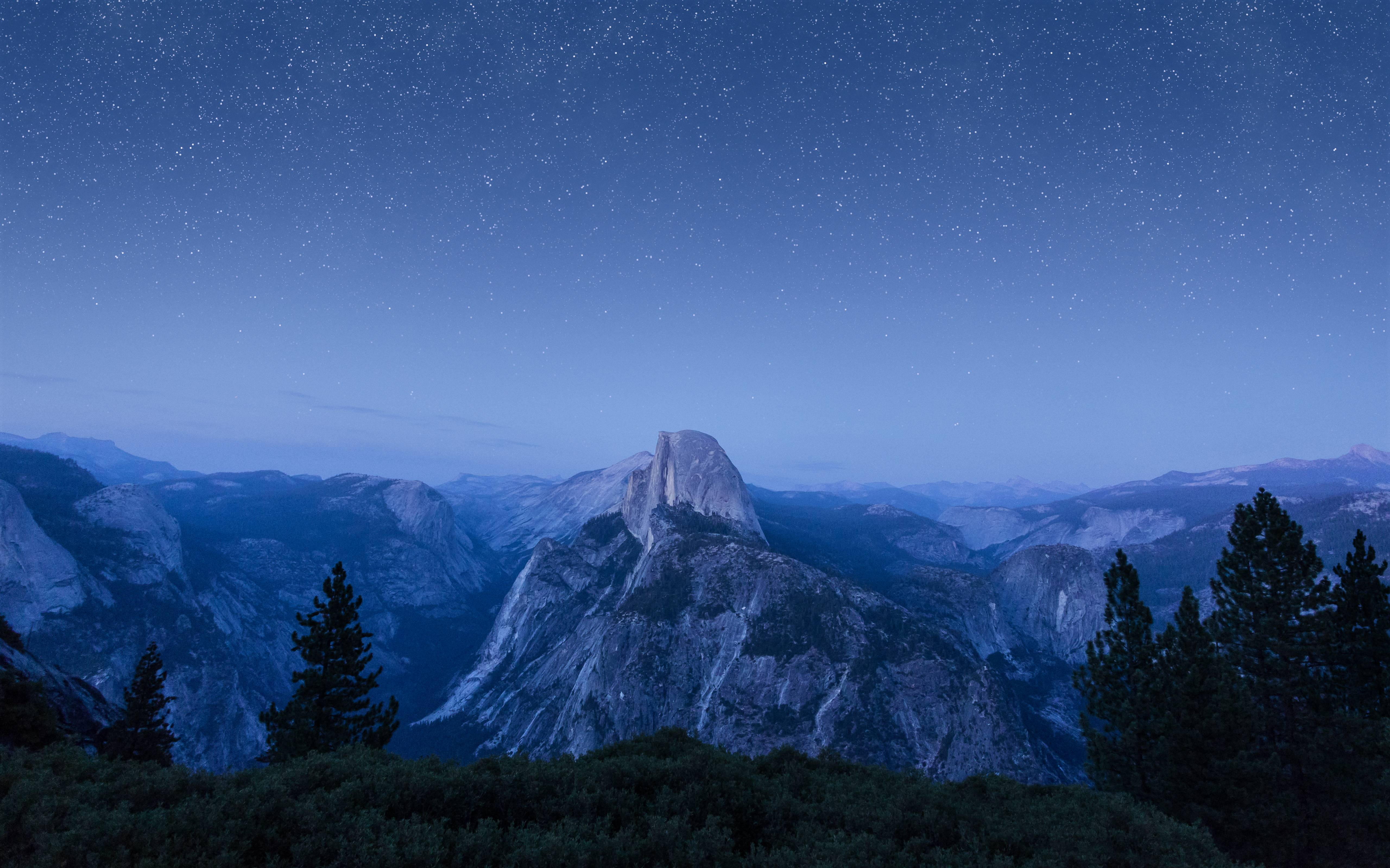 you think of the new OS X El Capitan wallpaper in the comment section 5120x3200