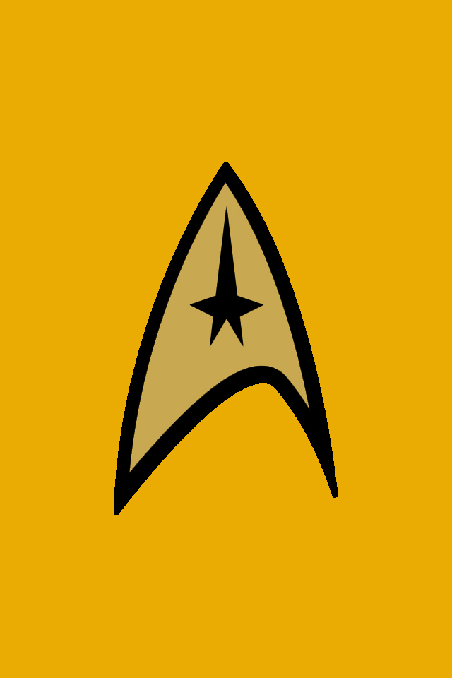 Starfleet logo wallpaper wallpapersafari - Star trek symbol wallpaper ...