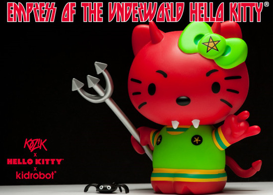 devil hello kitty wallpaper - photo #28