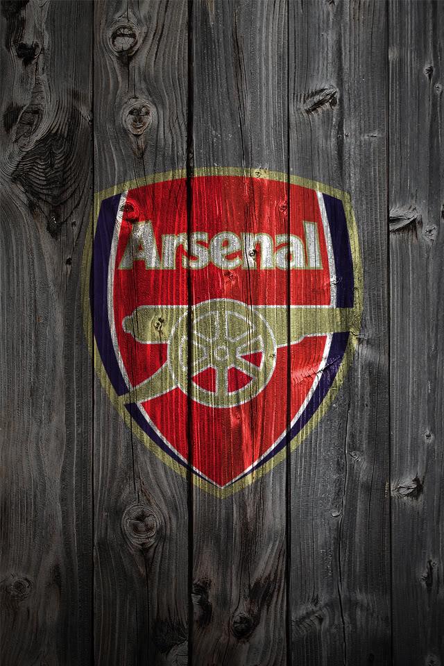 Arsenal iphone wallpaper 640x960