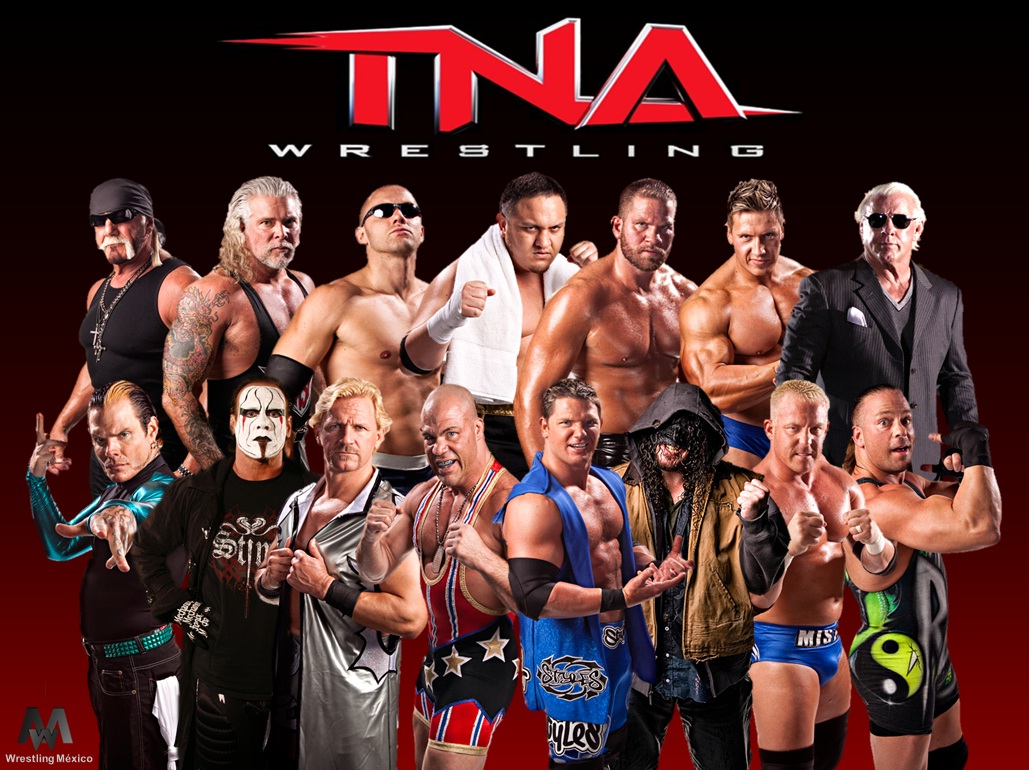 TNA Wrestling Wallpaper Wrestling Wallpapers 1029x770