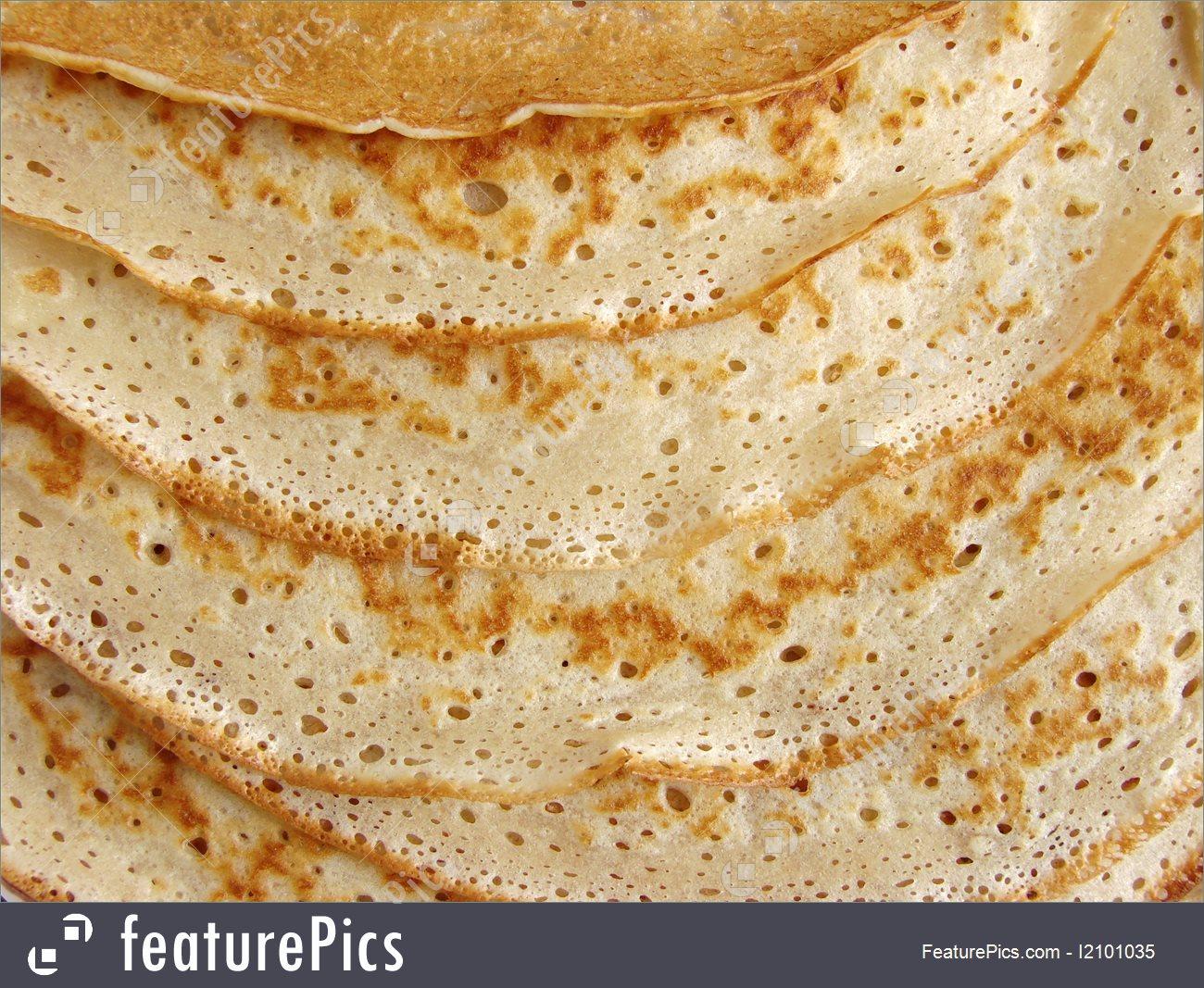 Desserts Pancakes Background   Stock Image I2101035 at FeaturePics 1300x1067