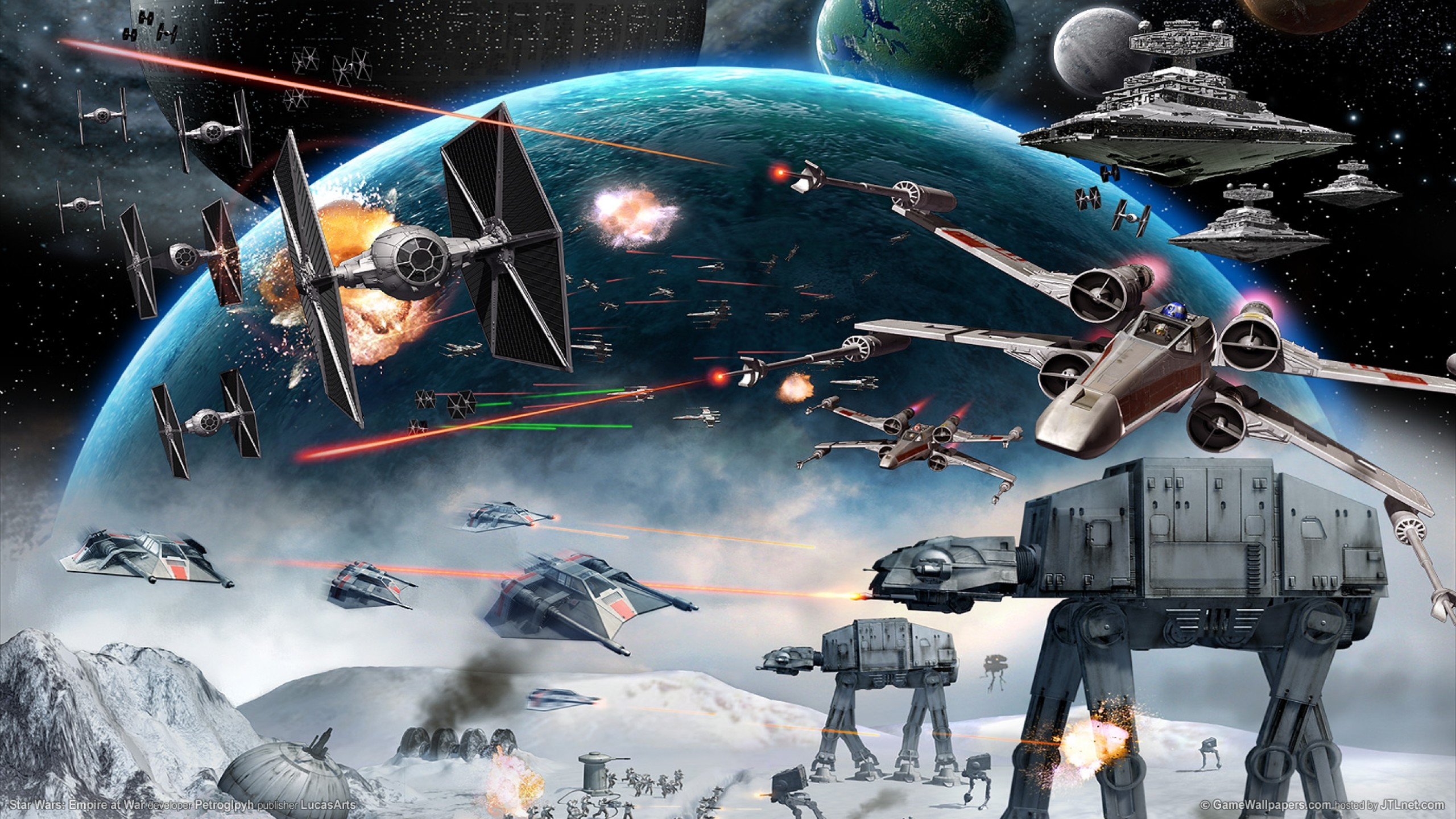 134 Star Wars Space 2560x1440