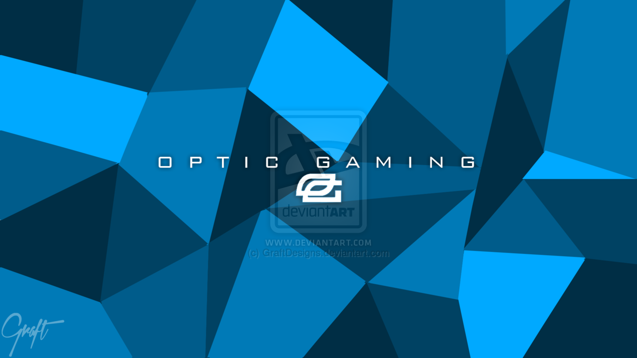 Optic Gaming Logo Wallpaper 2013 Optic gaming background by 1280x720