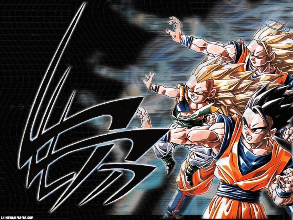 Dragon Ball GT 1024x768