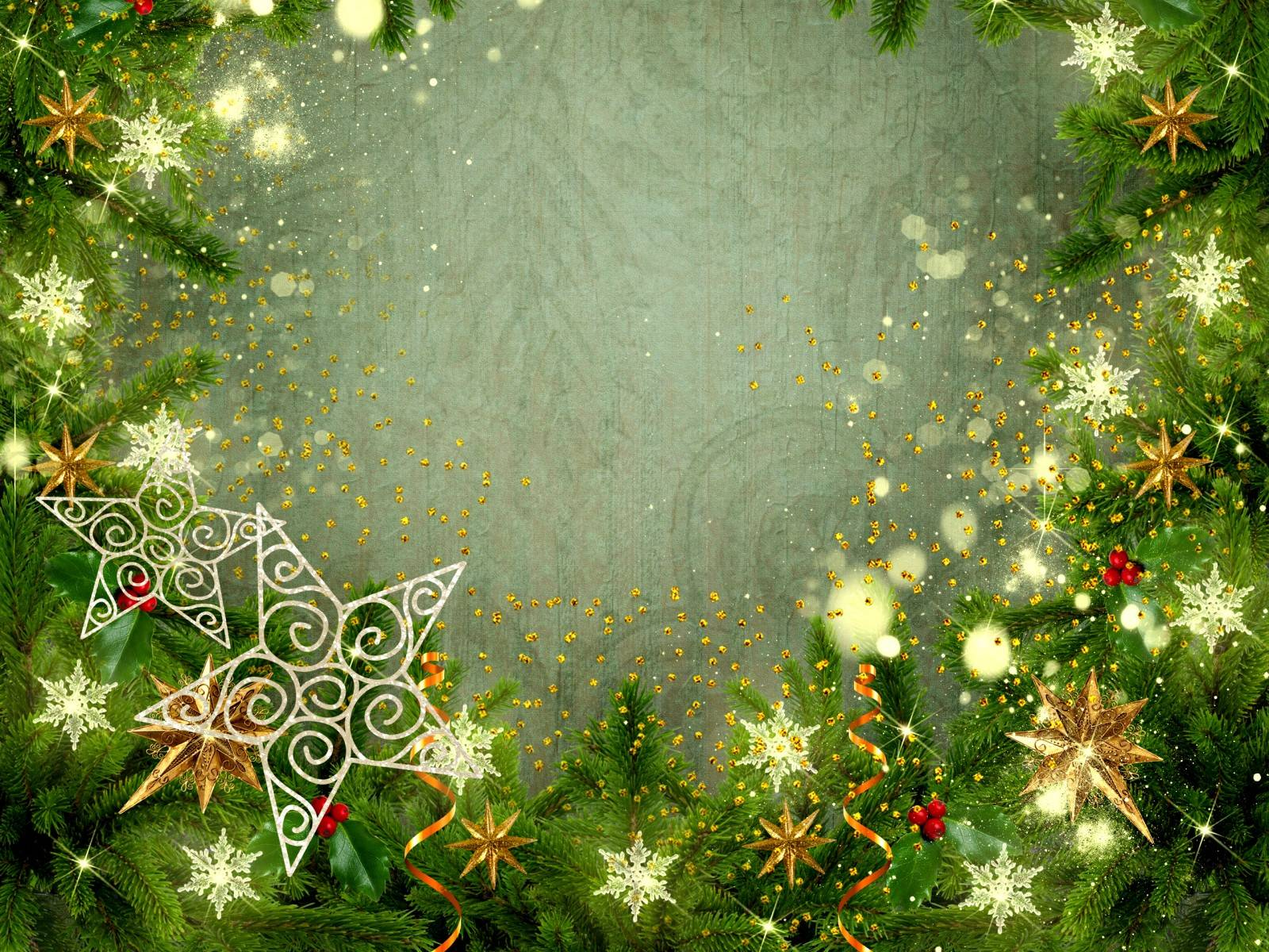 17076 christmas backgrounds 1600x1200