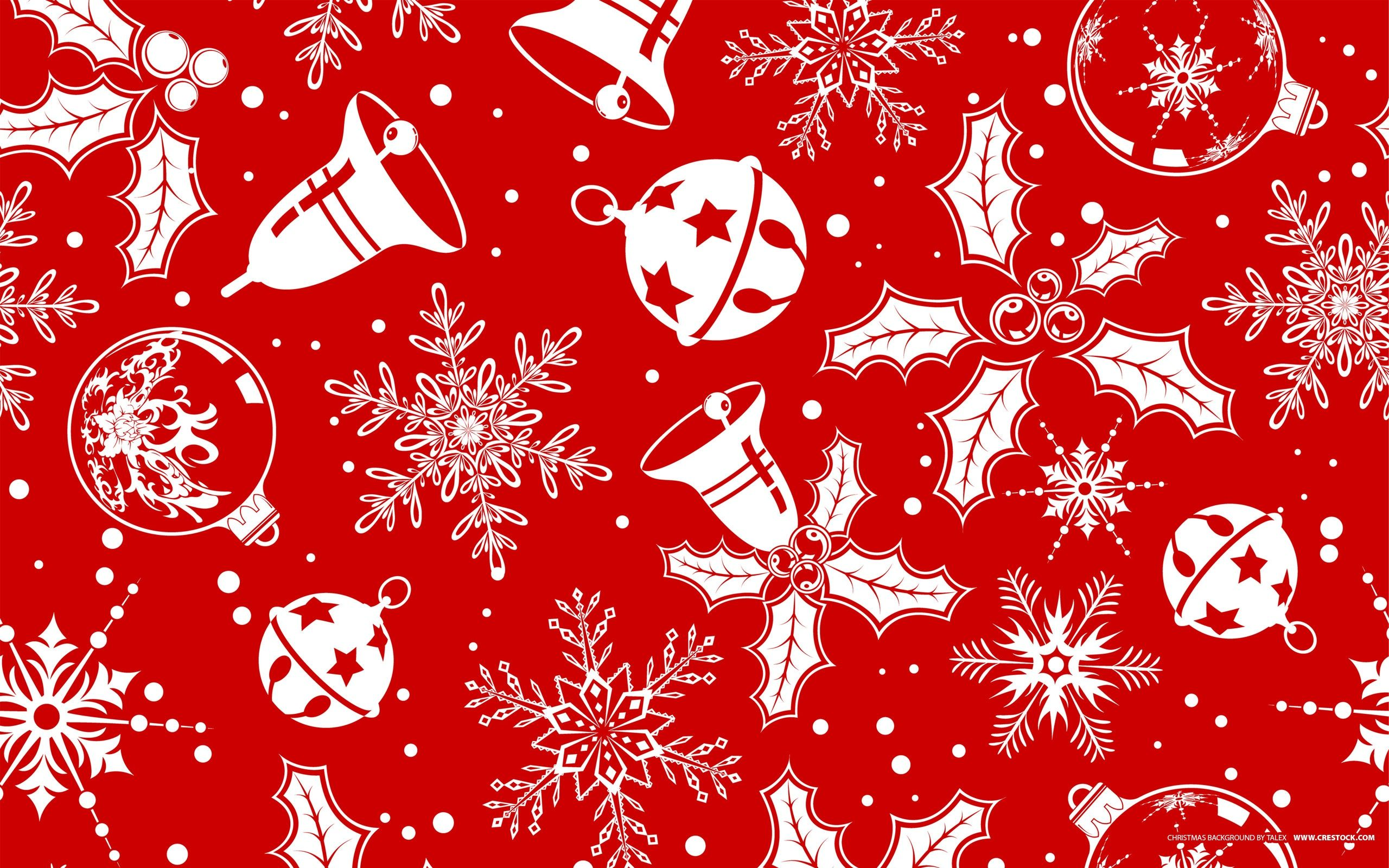 Merry Christmas 2015 Red Background wallpaper CHRISTMAS 2560x1600