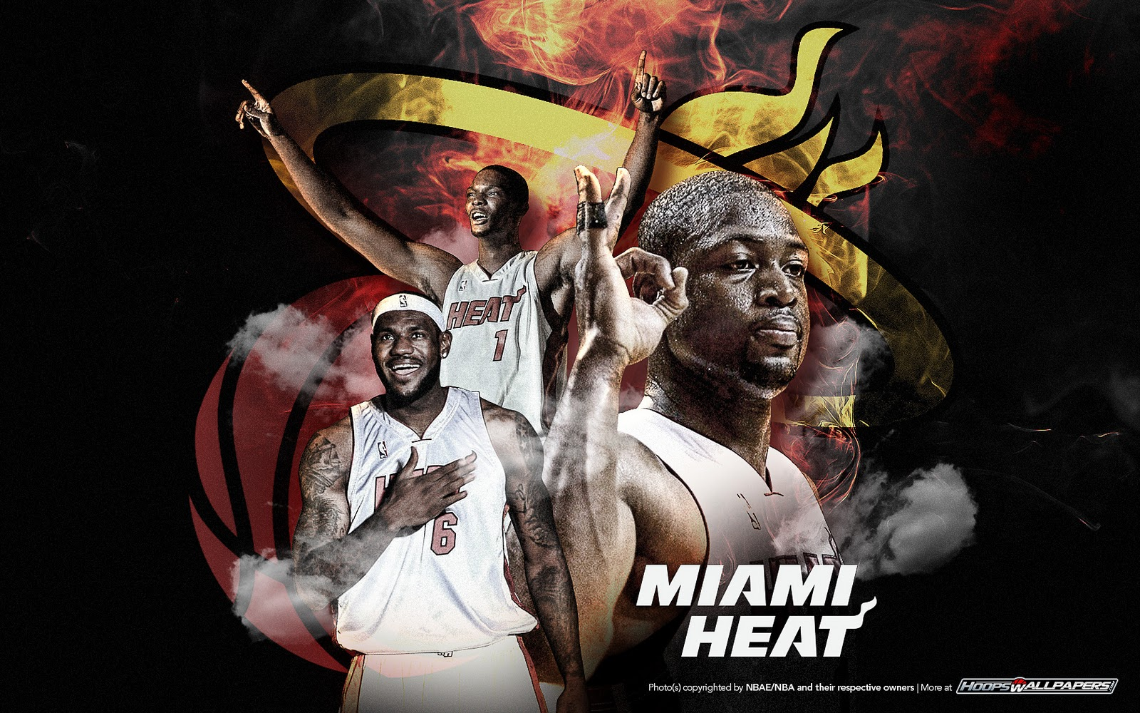 Miami Heat Wallpapers Watch NBA Live Streams 1600x1000