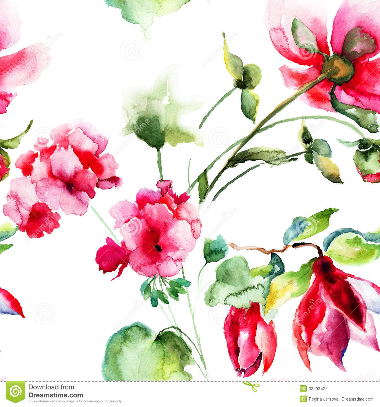 Free Download Geranium Flower Drawing Geranium And Peony Flowers 1300x1390 For Your Desktop Mobile Tablet Explore 41 Watercolor Peony Wallpaper Peony Wallpaper Unusual Wallpapers For The Home Unusual Wallpaper For Walls