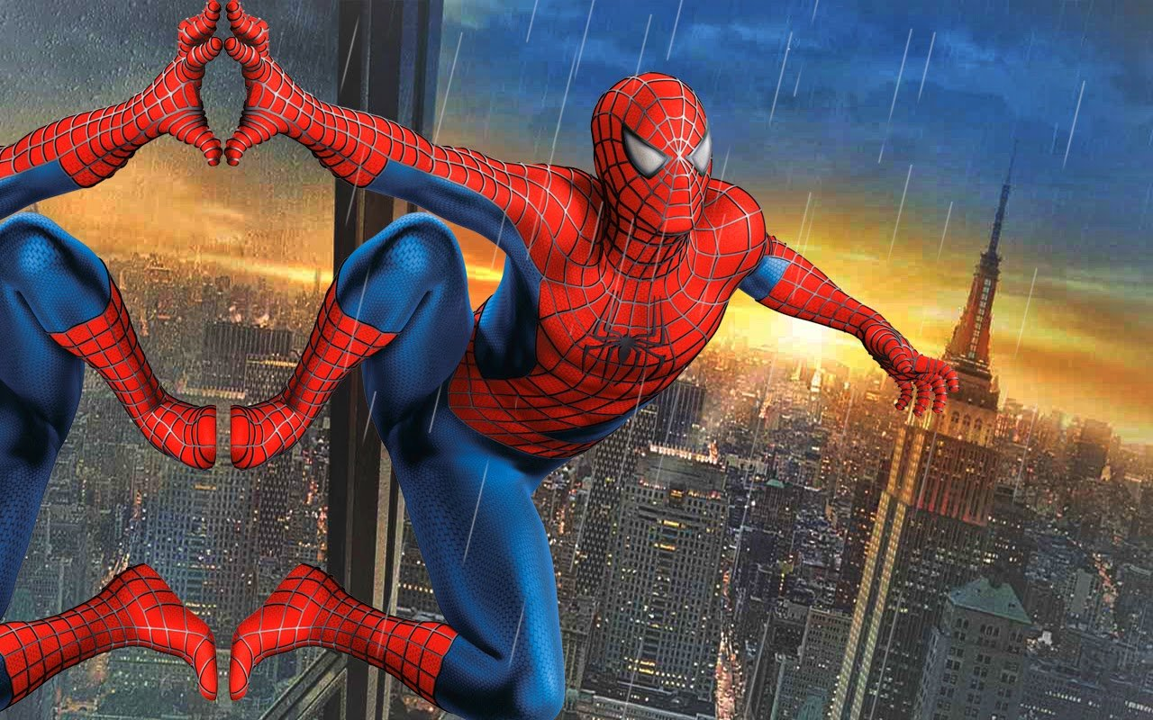 Spider Man Wallpapers HD 1280x800