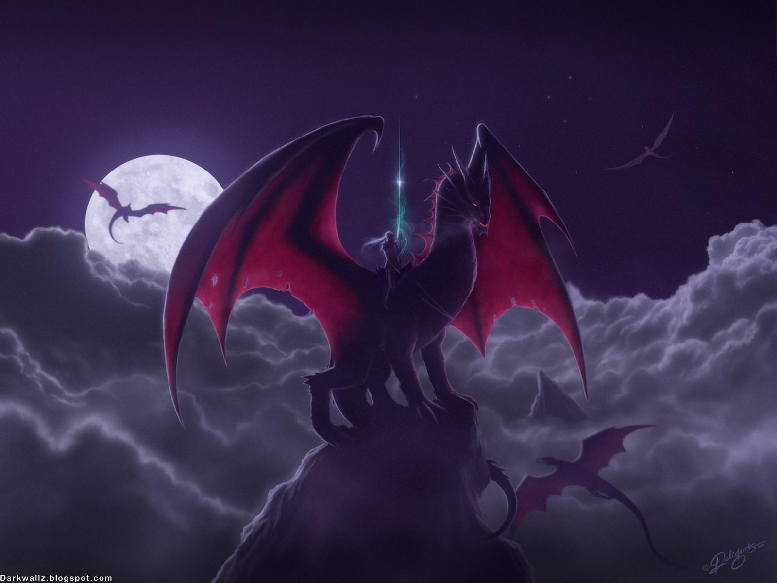 high resolution black dragon - photo #20