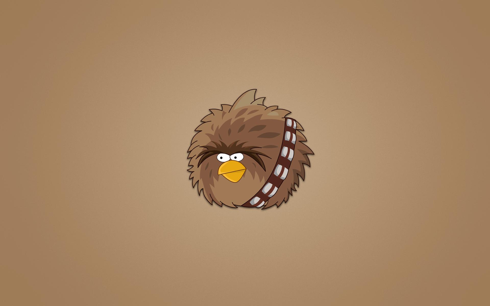 Wallpaper star wars star wars bird hairy chewbacca chewbacca 1920x1200