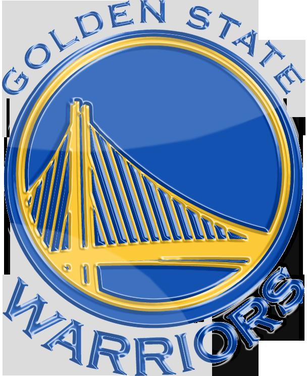 Golden State Warrior 3D Logo by Rico560 608x745