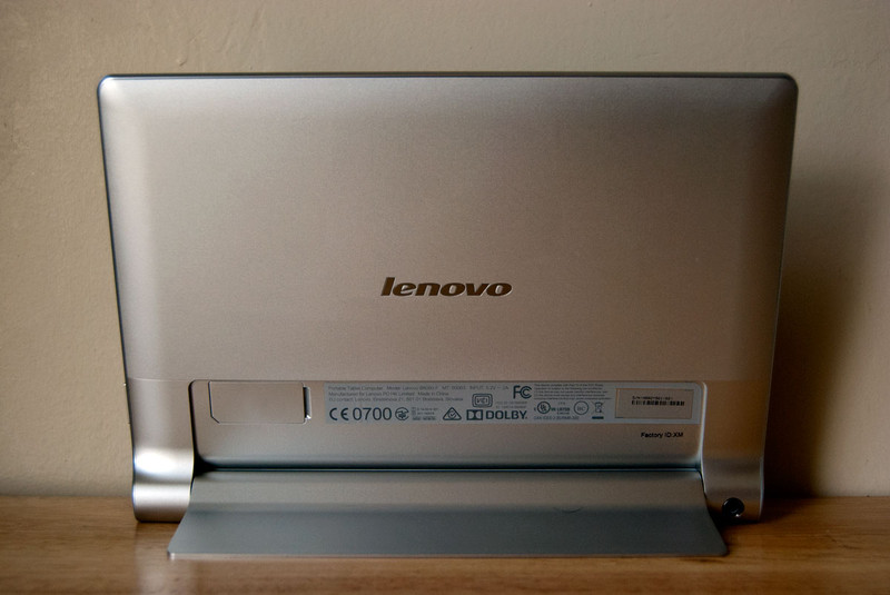 Lenovo Yoga Tab 10 HD review Android Central 800x535