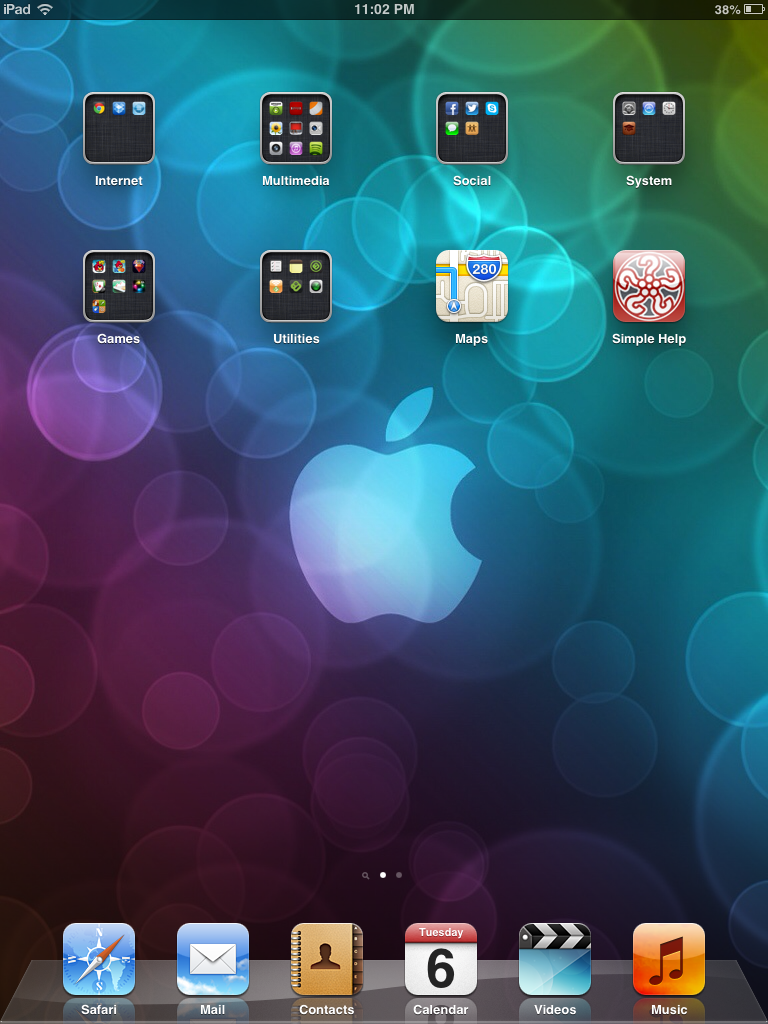 How to Change the Wallpaper on Your iPhone or iPad   Simple Help 768x1024