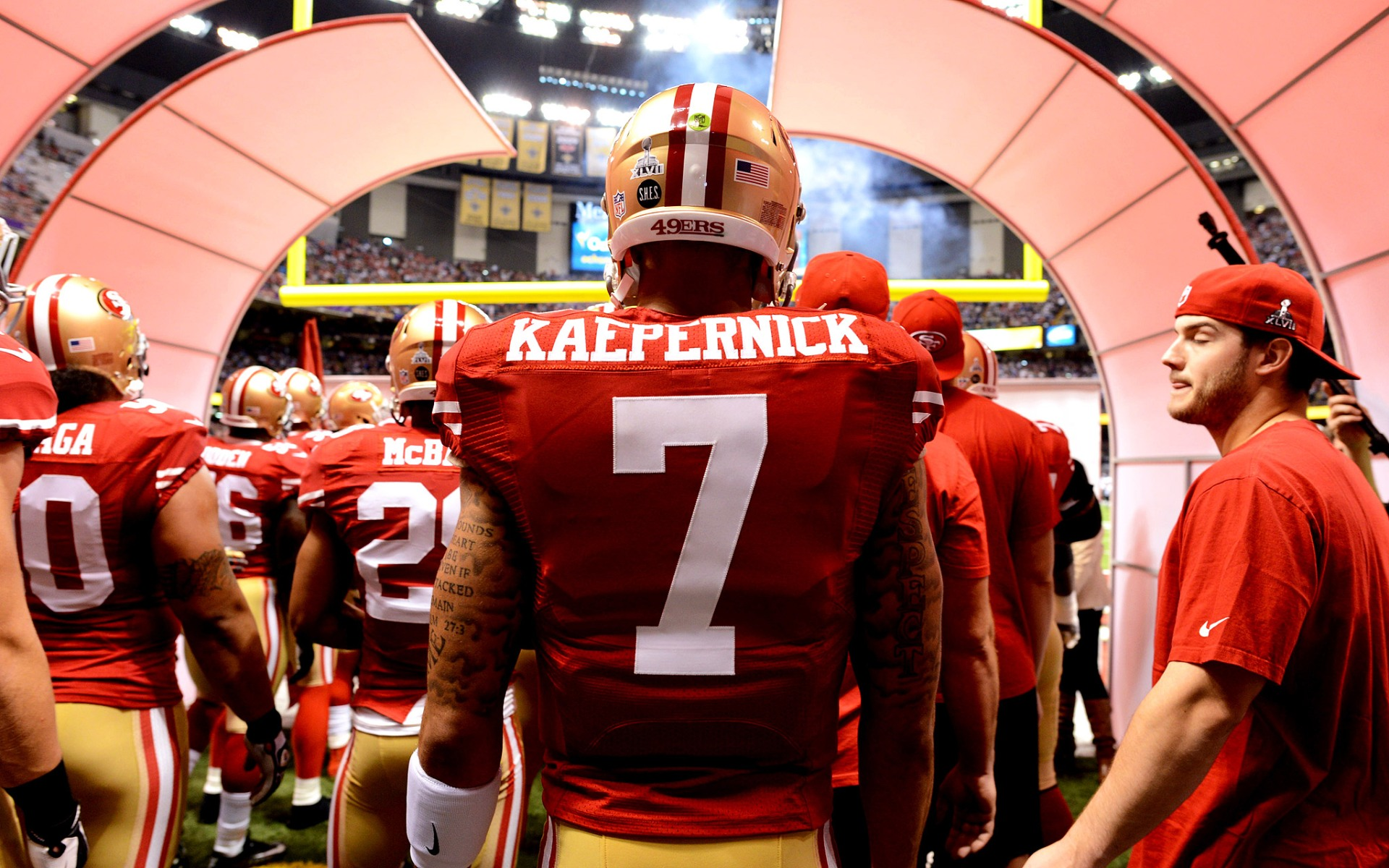 Colin Kaepernick wallpaper 1920x1200 62098 1920x1200