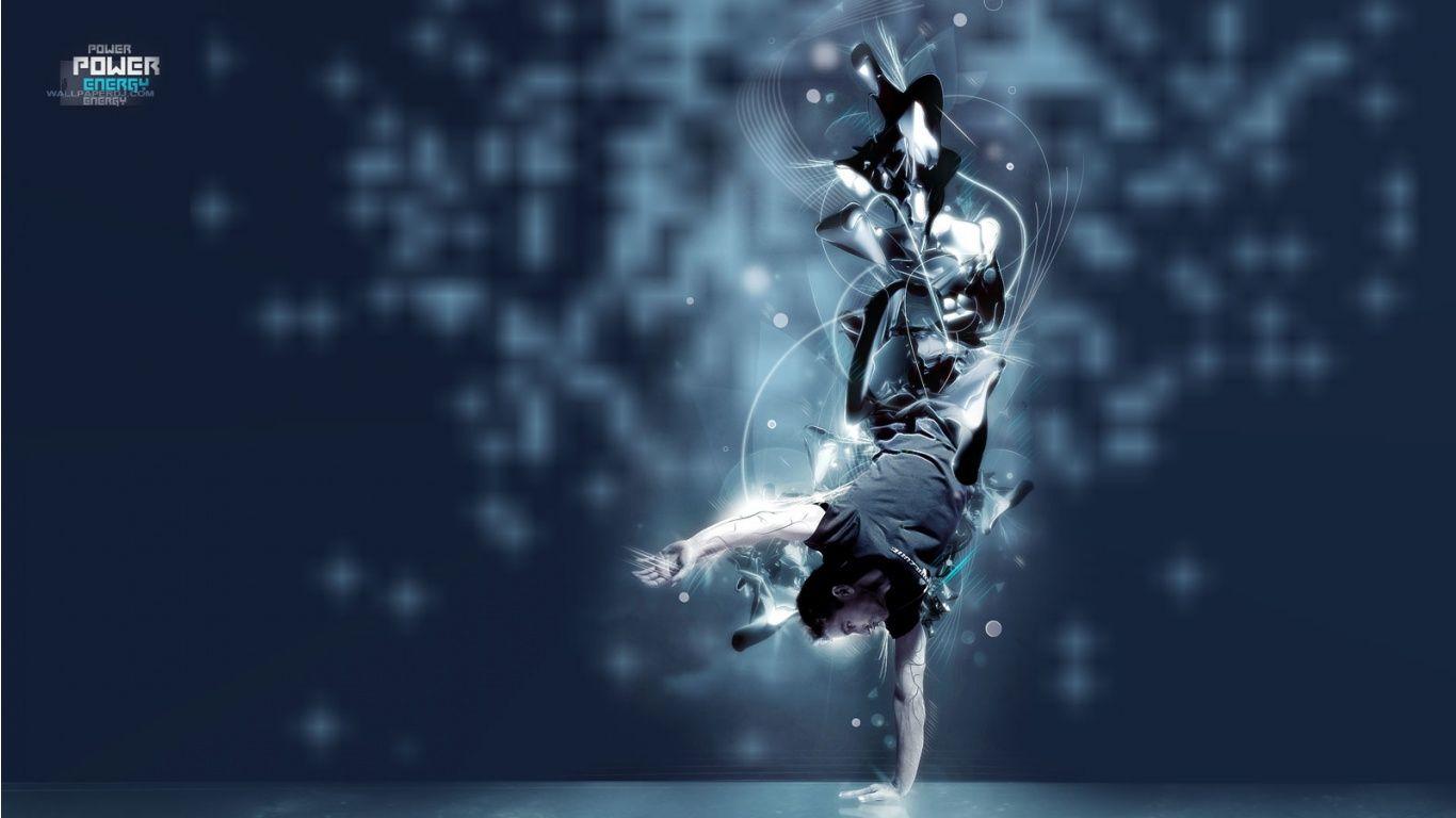 Hip Hop Dance Backgrounds 1366x768
